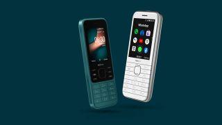 Nokia 8000 4g und Nokia 6300 4g