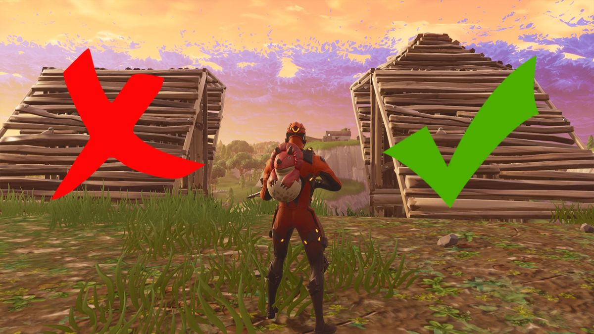 Fortnite building guide: How to build the best defences to give you the edge in battle