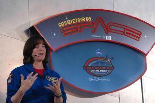 Shuttle Astronauts Honored at Walt Disney World