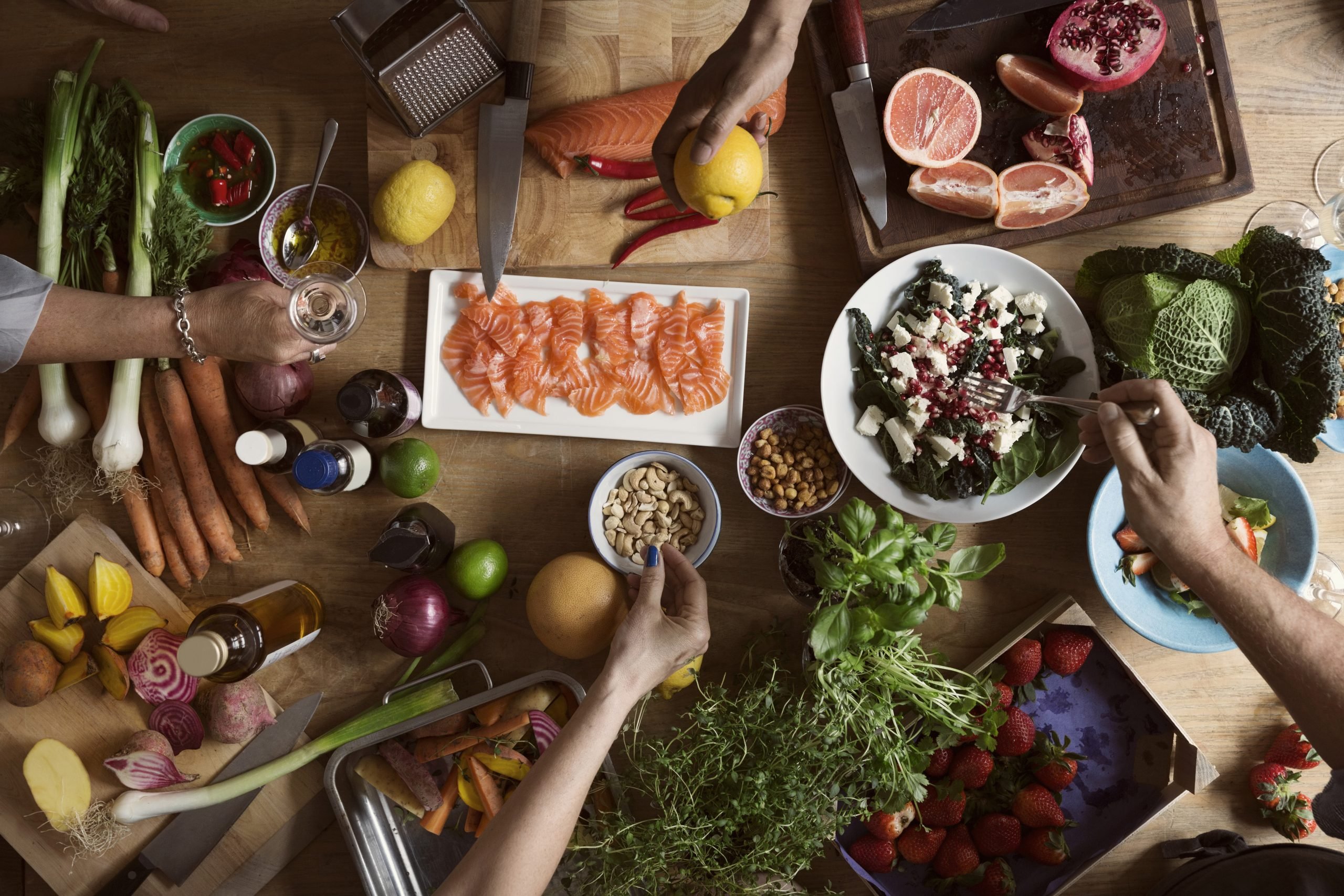 The Nordic diet: how does it work, and how could it benefit you?