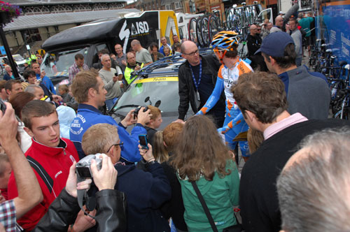 Bradley Wiggins, Tour of Britain 2009
