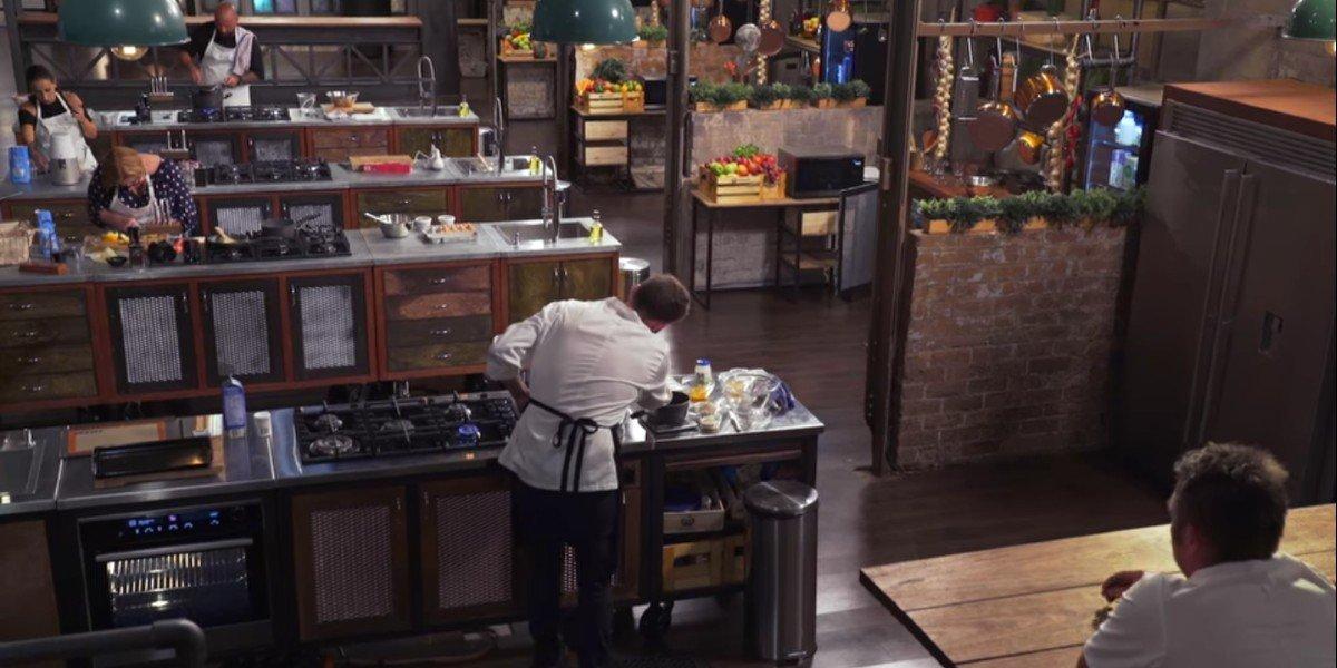 Italian Week on The Chefs' Line