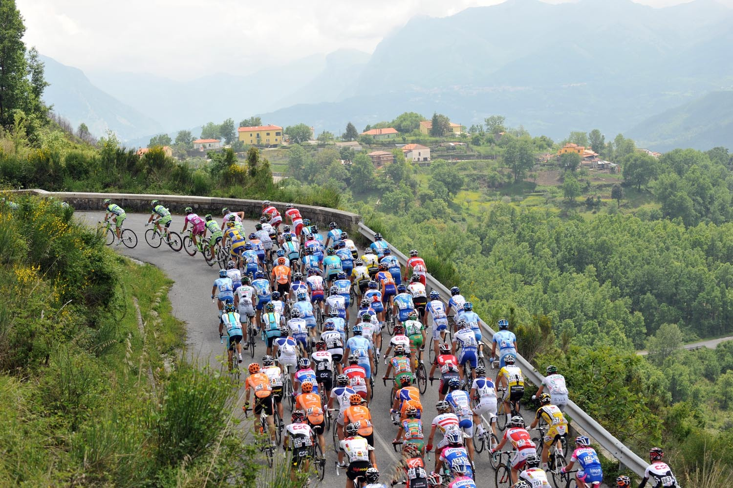 Giro stage five
