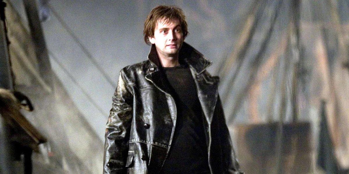 David Tennant as Barty Crouch Jr.