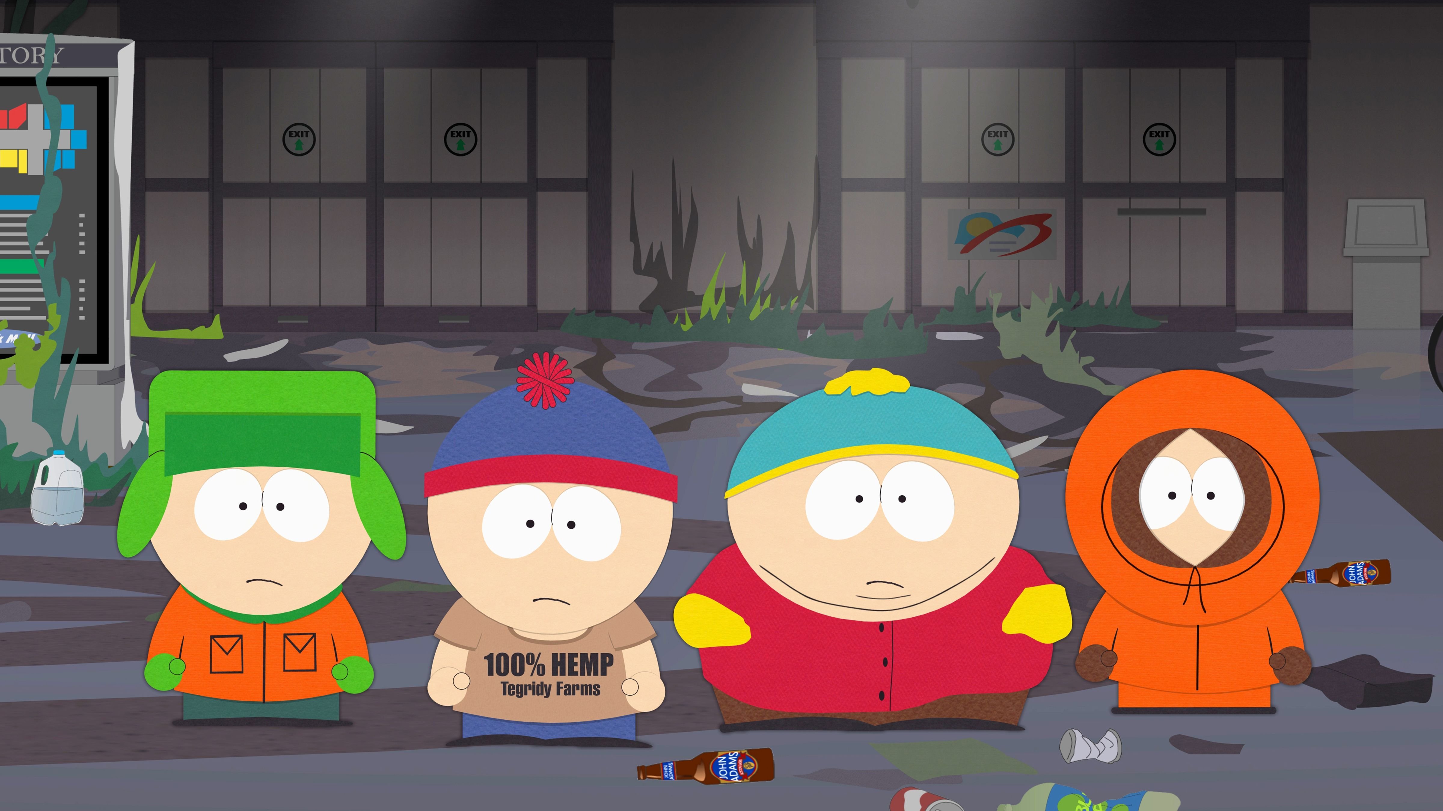 New South Park Episodes Look Like They Re Coming Next Month Based On This Tweet Techradar