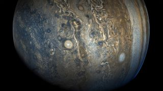 Hidden Winds on Jupiter May Be Messing with Its Enormous Magnetic Field