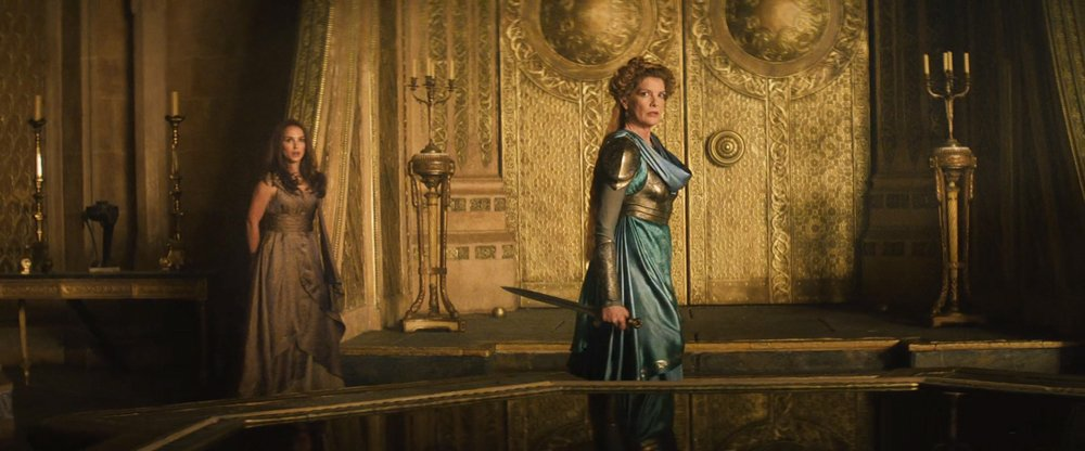 Thor 2 Trailer In Depth: Malekith's Ship, Loki's Prison, And Asgardian Mysteries #7265