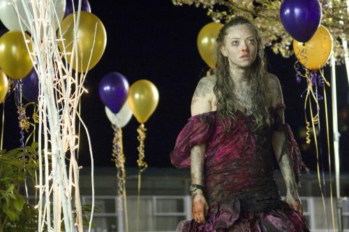 Jennifer's Body - Amanda Seyfried's mousy teenager has to save the day after her best friend turns into a man-hungry demon in this horror comedy from the screenwriter of Juno