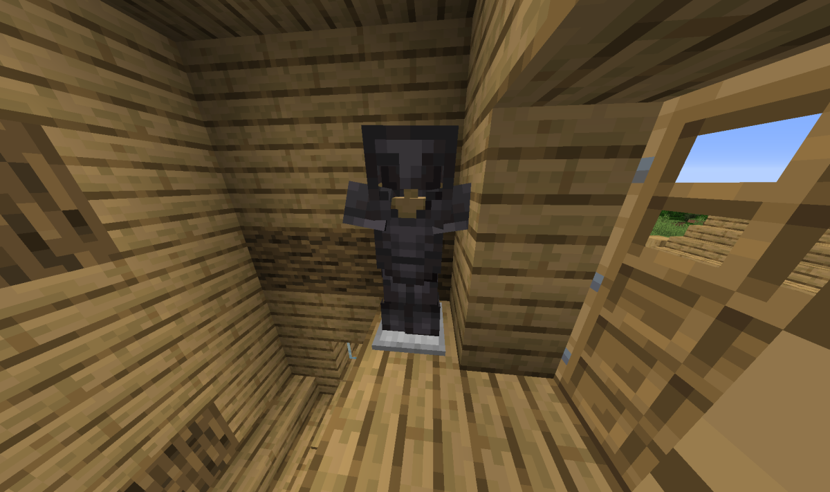 Minecraft Netherite armor: How to get a full kit made of Netherite