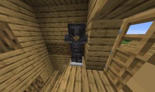 Minecraft Netherite armor