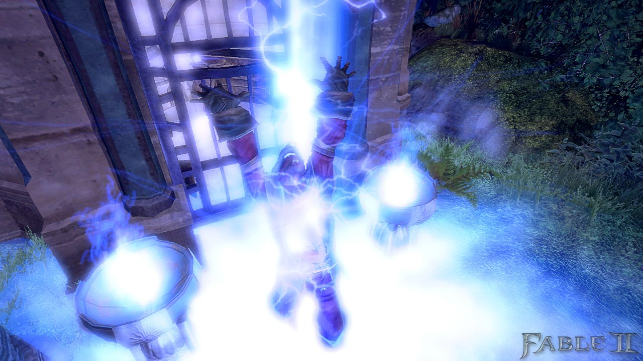 Fable II: See The Future DLC Announcement, Screenshots #6980