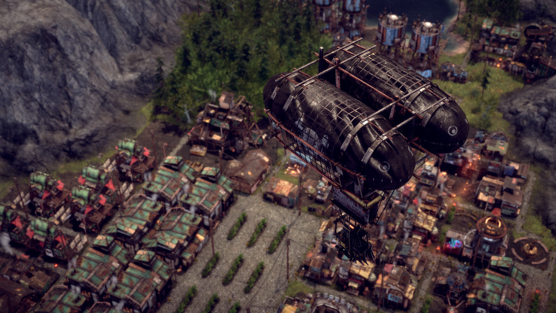 Post-apocalyptic city builder Endzone has just launched on Steam