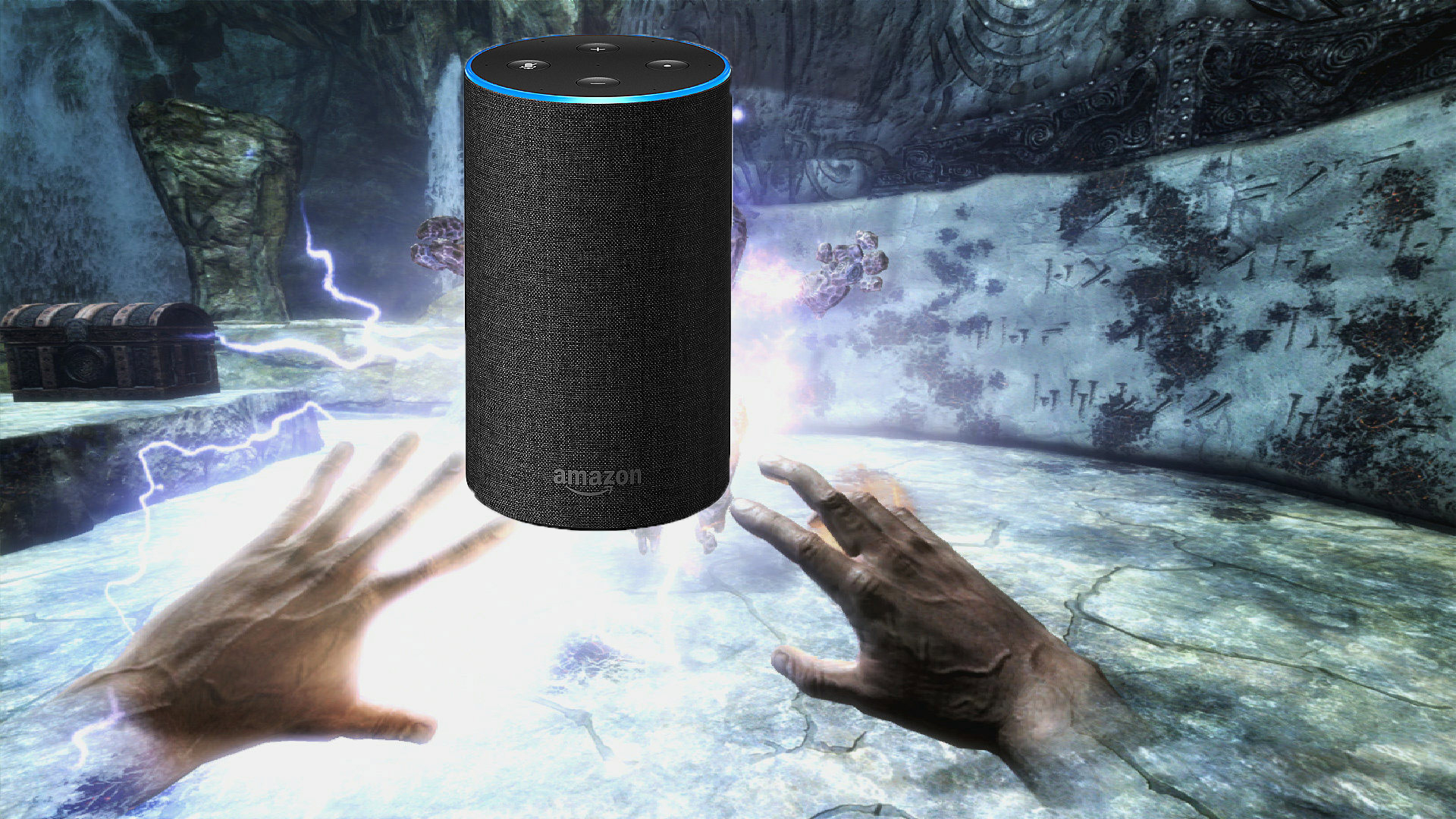 How to play Skyrim: Very Special Edition on Alexa devices