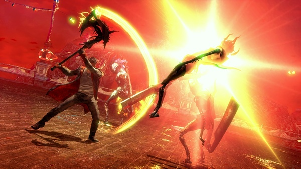 DmC Devil May Cry Bloody Palace DLC Is Free, First Screenshots Released #25246