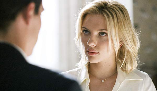 Scarlett Johansson in Match Point