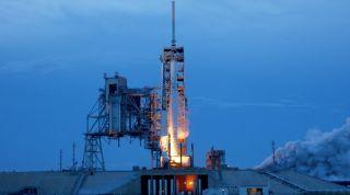 Falcon 9 Static Fire, June 29