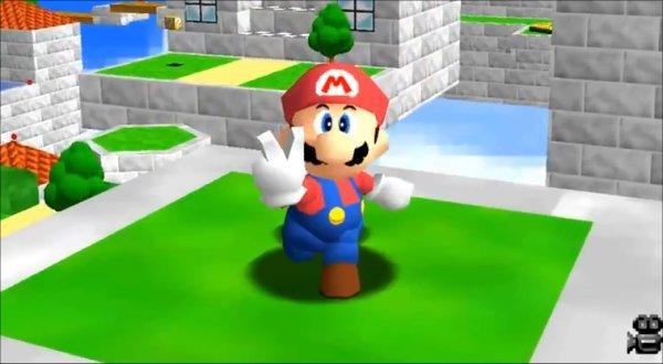 Juego:Super Mario 64