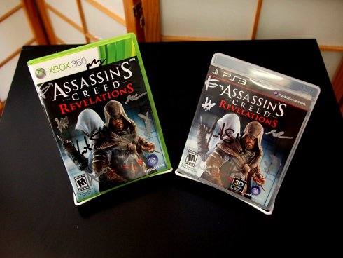 Giveaway: Assassin's Creed: Revelations For PS3 And Xbox 360 #19844