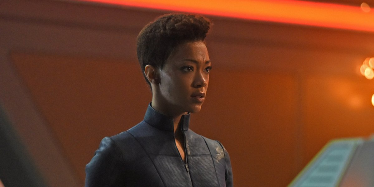 star trek discovery season 2 michael burnham cbs all access