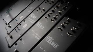 New Gefen ToolBox Line Introduces Small, Wall Mountable Splitters and Switchers