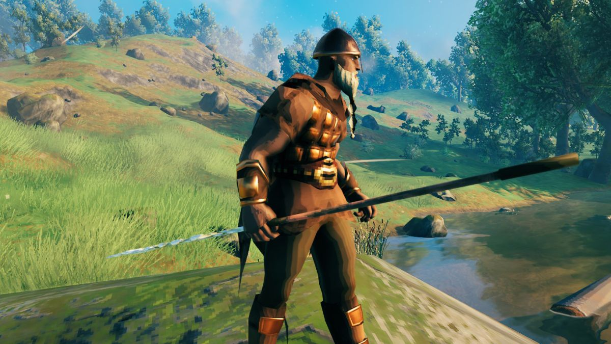 You can now build your very own Maypole in Valheim