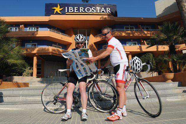 Iberostar---Majorca---map---training