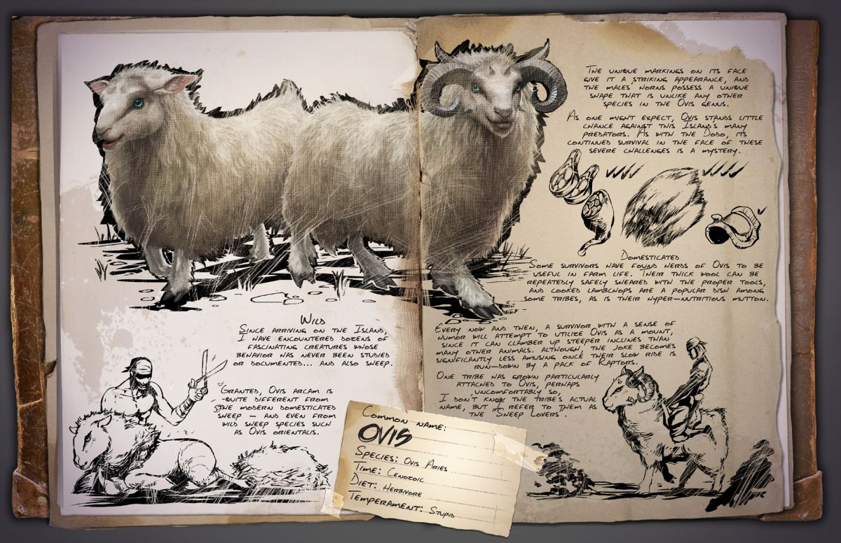 Ark: Survival Evolved is getting sheep, with or without a Steam Award win
