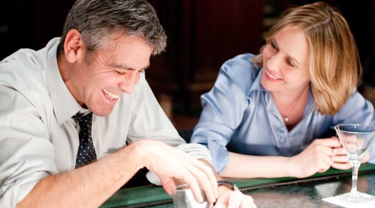 George Clooney, Vera Farmiga - Up in the Air
