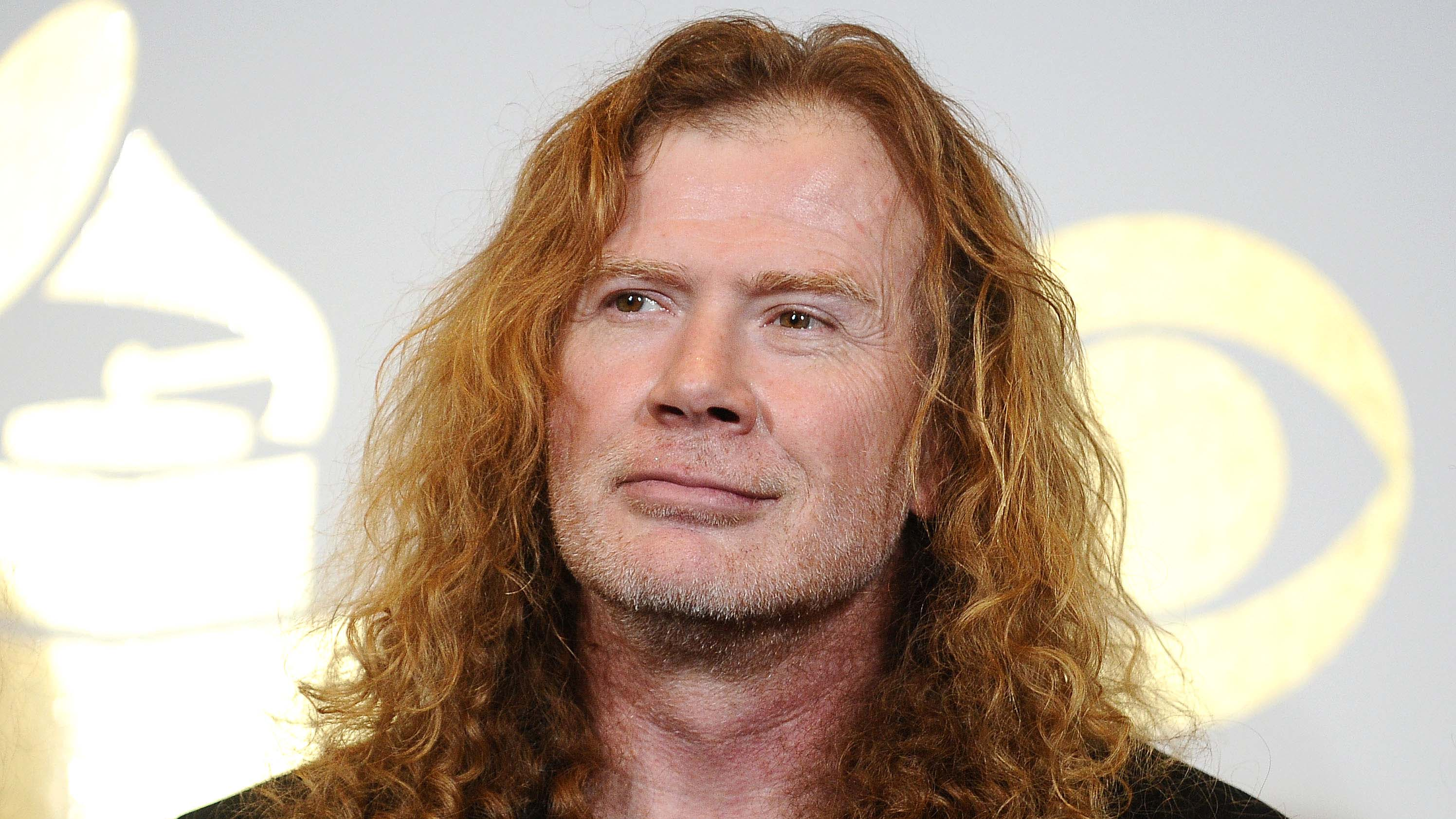 Megadeth's Dave Mustaine announces throat cancer diagnosis | MusicRadar