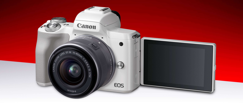 canon eos m50 review digital camera world