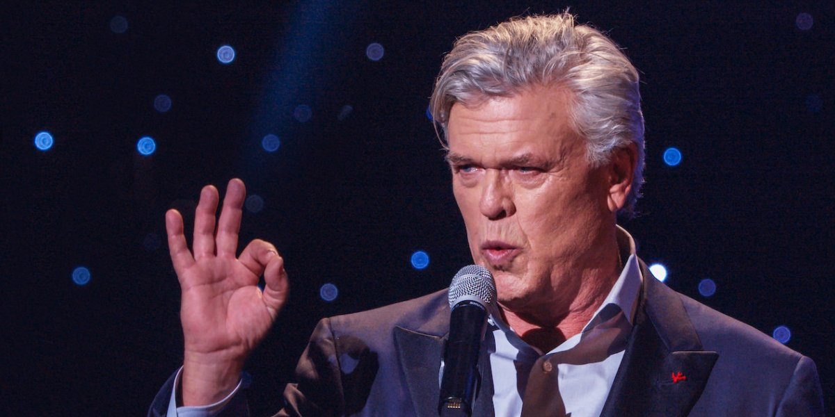 Ron White in If You Quit Listening I'll Shut Up