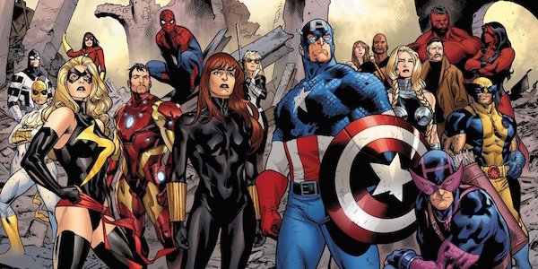 Is this the new avengers lineup for marvel 39 s phase 3 - Marvel spiderman comics pdf ...