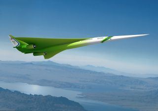 Lockheed Martin Future Supersonic Advanced Concept