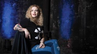 Anneke van Giersbergen: prog's leading lady?