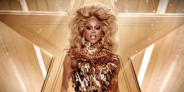 RuPaul in the All Stars 3 commercial