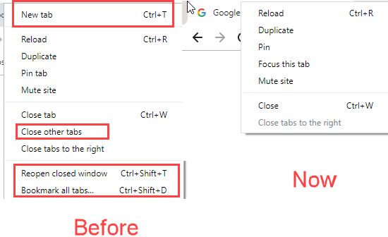 Google Chrome Is Losing These Four Options | Tom's Guide