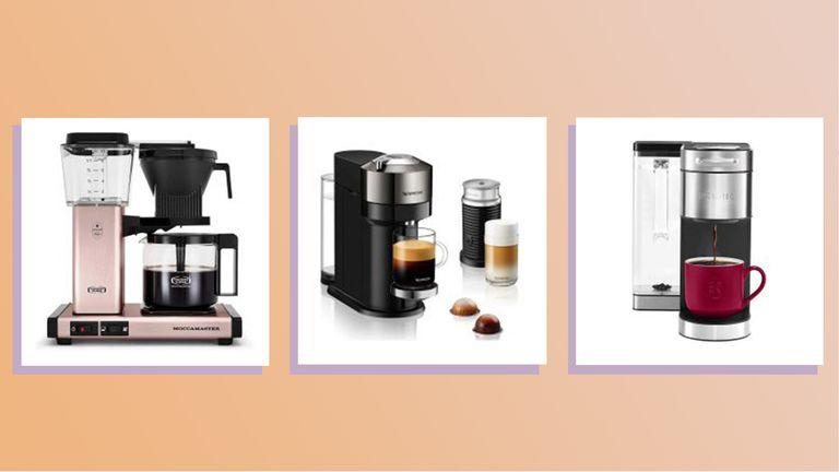 best coffee machines collage
