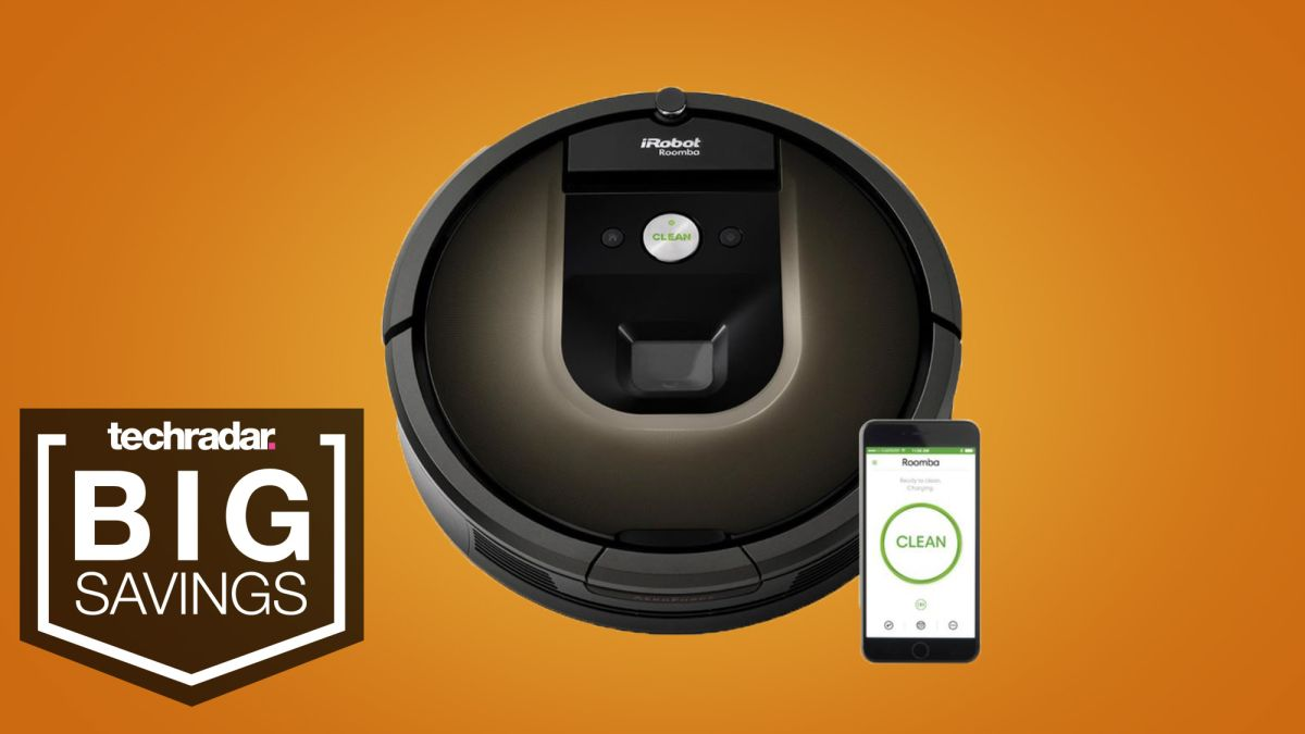 This Roomba deal saves you 50% - but it ends tomorrow