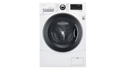 LG WM3488HW washer dryer combo review