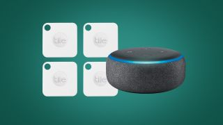 Echo Dot Tile deal