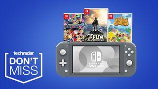 Nintendo Switch deals switch lite bundles sales