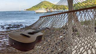 Petit St. Vincent acoustic guitar retreat