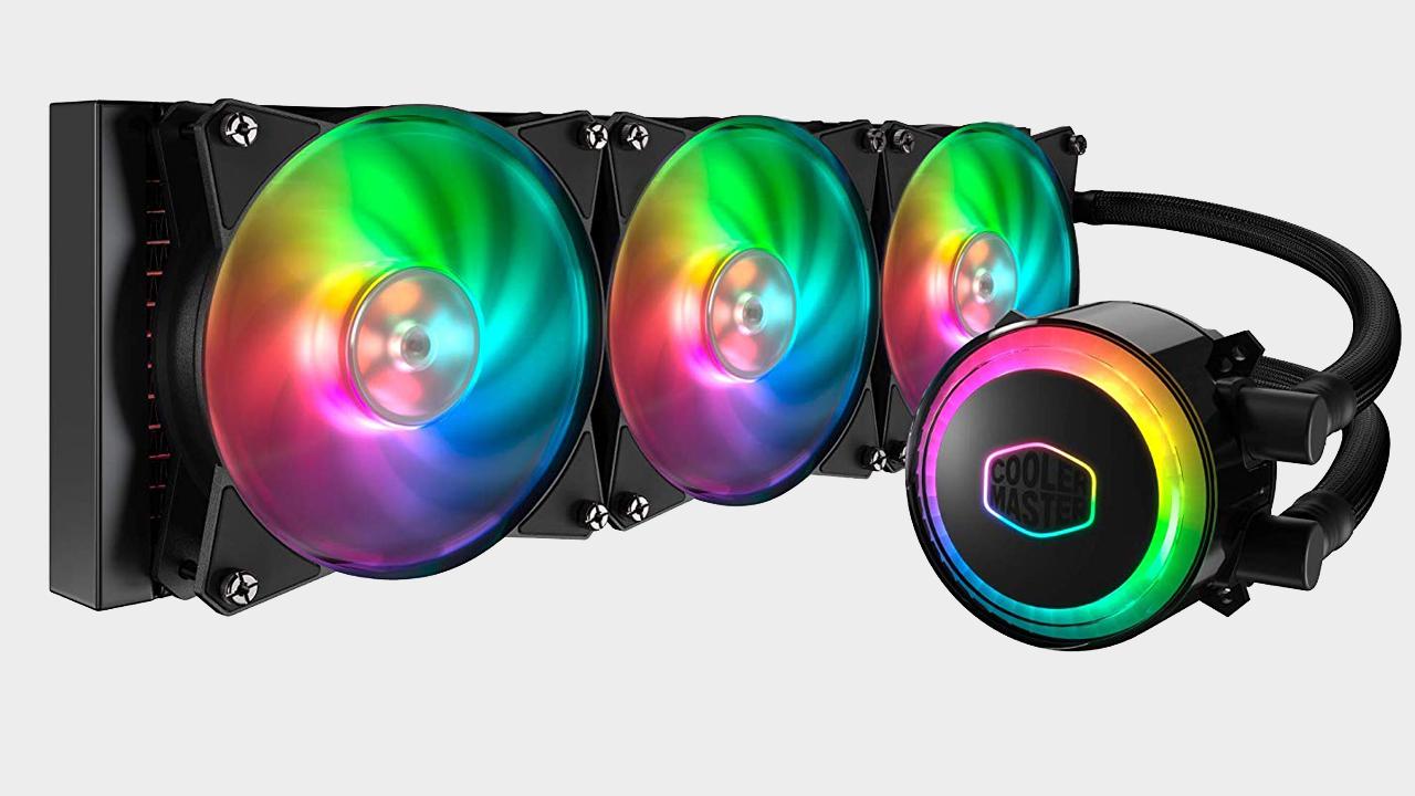 Cooler Master MasterLiquid ML360R | best CPU coolers
