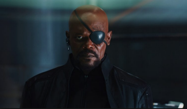 Samuel L Jackson Nick Fury The Avengers