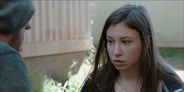 Enid Katelyn Nacon The Walking Dead AMC