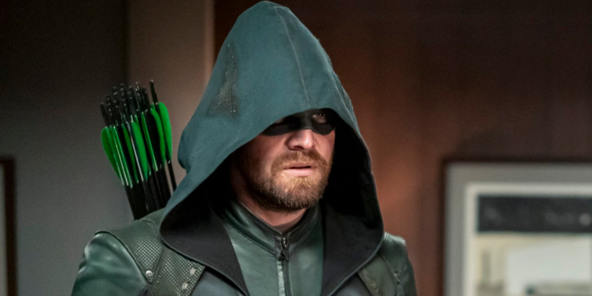 arrow season 8 oliver queen green arrow