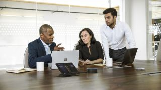Microsoft Teams Intelligent speaker