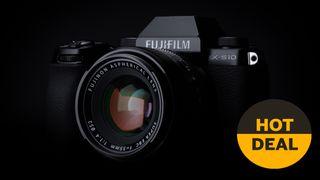 Fujifilm X-S10 deal