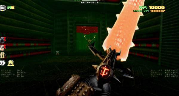 Popular Mechanics Subscription >> Doom Eternal XP brings flamethrowers and swords to Doom 2 | PC Gamer