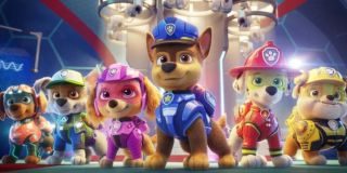 The cast of Paw Patrol: The Movie